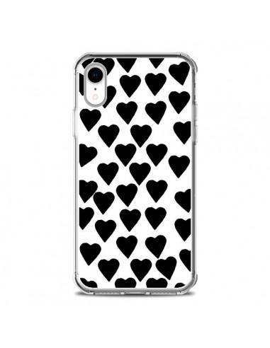 coque iphone xr coeur