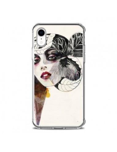Coque iPhone XR Flower Girl - Felicia...