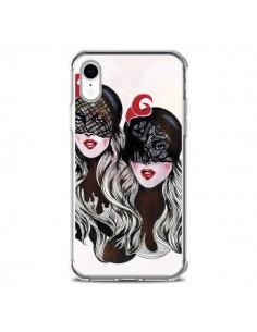 Coque iPhone XR Gemini Jumelles - Felicia Atanasiu