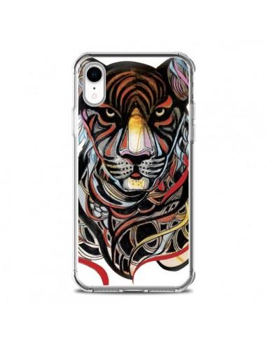 Coque iPhone XR Tigre - Felicia Atanasiu