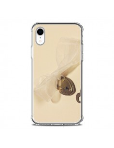 Coque iPhone XR Key to my heart Clef Amour - Irene Sneddon