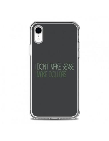 Coque iPhone XR I don't make sense, I...