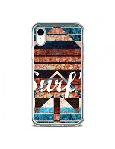 Coque iPhone XR Surf's Up Ete Azteque...