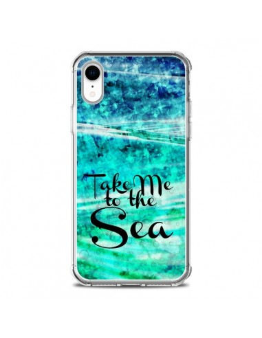 Coque iPhone XR Take Me To The Sea -...