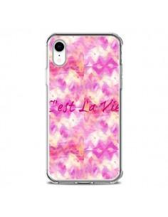 Coque iPhone XR C'est La Vie - Ebi Emporium