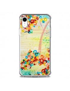 Coque iPhone XR Summer in Bloom Flowers - Ebi Emporium