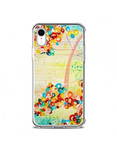 Coque iPhone XR Summer in Bloom...