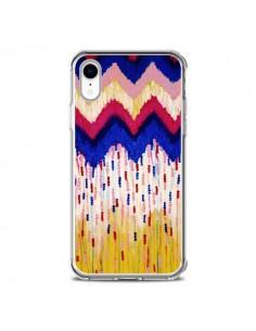 Coque iPhone XR Shine On Azteque - Ebi Emporium