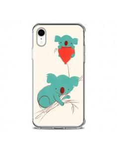 Coque iPhone XR Koala Ballon - Jay Fleck