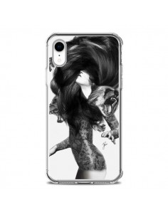 Coque iPhone XR Femme Ours - Jenny Liz Rome