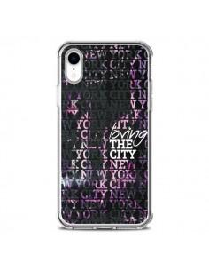 Coque iPhone XR Loving New York City - Javier Martinez