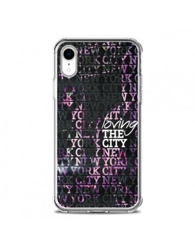 Coque iPhone XR Loving New York City...