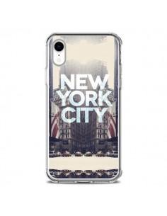 Coque iPhone XR New York City Vintage - Javier Martinez