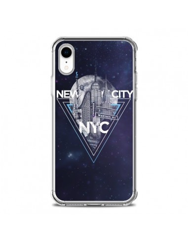 Coque iPhone XR New York City...