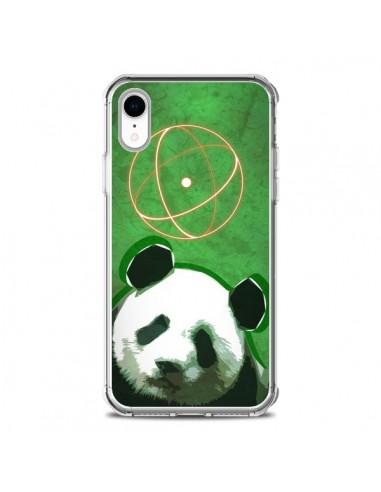 Coque iPhone XR Panda Spirit -...