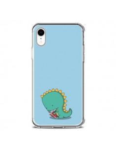 Coque iPhone XR Dino le Dinosaure - Jonathan Perez
