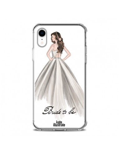 Coque iPhone XR Bride To Be Mariée...