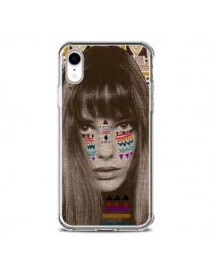 Coque iPhone XR Jane Azteque - Kris Tate