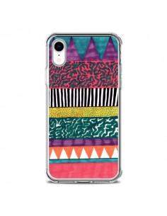 Coque iPhone XR Azteque Dessin - Kris Tate