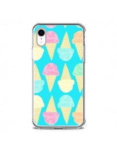 Coque iPhone XR Ice Cream Glaces - Lisa Argyropoulos