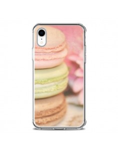 Coque iPhone XR Macarons - Lisa Argyropoulos