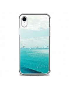 Coque iPhone XR Sail with me - Lisa Argyropoulos