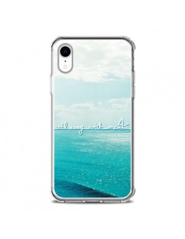 Coque iPhone XR Sail with me - Lisa...