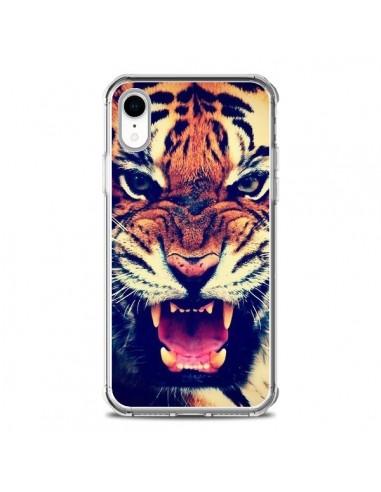 Coque iPhone XR Tigre Swag Roar Tiger...