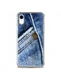 Coque iPhone XR Jean Vintage - Laetitia
