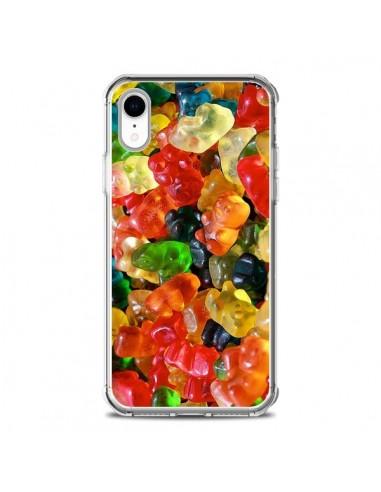 Coque iPhone XR Bonbon Ourson Candy -...