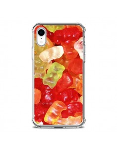 Coque iPhone XR Bonbon Ourson Multicolore Candy - Laetitia