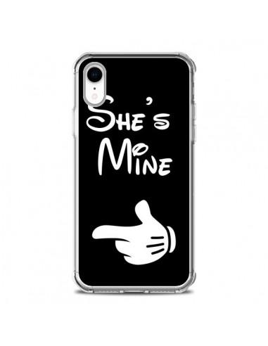 Coque iPhone XR She's Mine Elle est à...