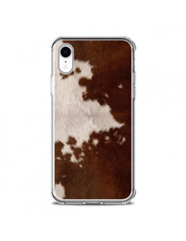 Coque iPhone XR Vache Cow - Laetitia