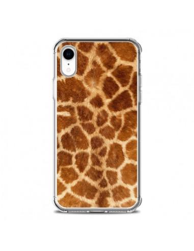 Coque iPhone XR Giraffe Girafe -...