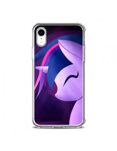 Coque iPhone XR I Love Unicorn...