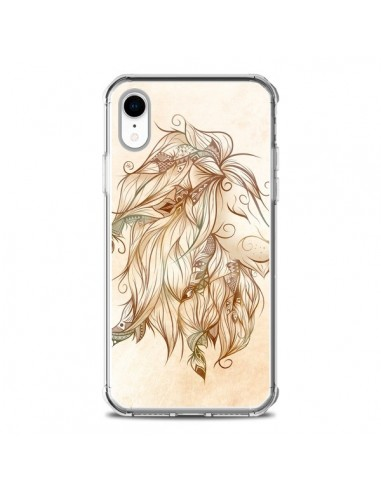 Coque iPhone XR Poetic Lion - LouJah