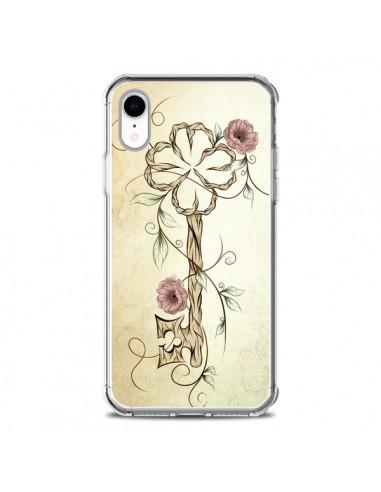 coque iphone xr flower