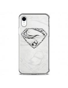 Coque iPhone XR Super Feather Plume Heroe Heros - LouJah