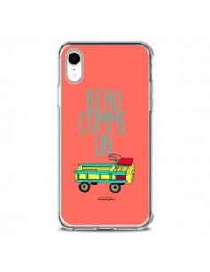 Coque iPhone XR Beau comme un camion - Leellouebrigitte