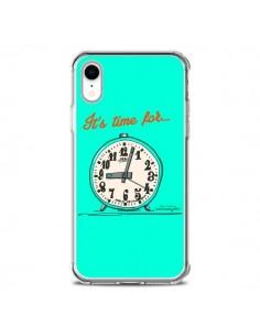 Coque iPhone XR It's time for - Leellouebrigitte