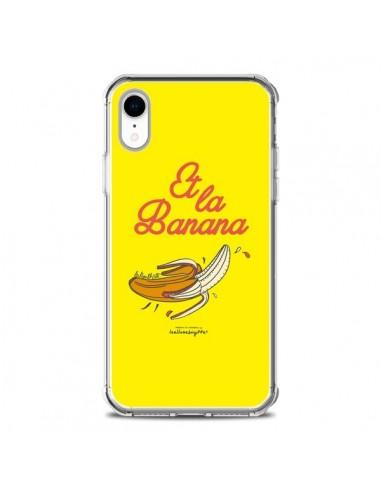 coque iphone xr banane