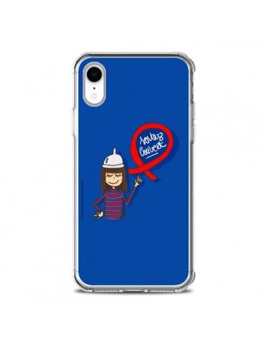 coque iphone xr astronaute