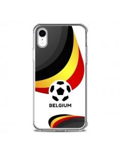 Coque iPhone XR Equipe Belgique Football - Madotta