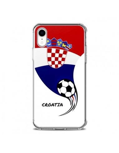 Coque iPhone XR Equipe Croatie...