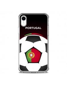 Coque iPhone XR Portugal Ballon Football - Madotta