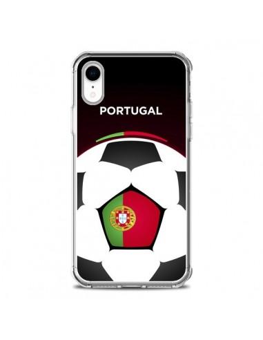 Coque iPhone XR Portugal Ballon...