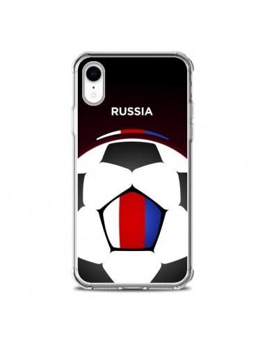 Coque iPhone XR Russie Ballon...