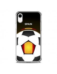 Coque iPhone XR Espagne Ballon Football - Madotta