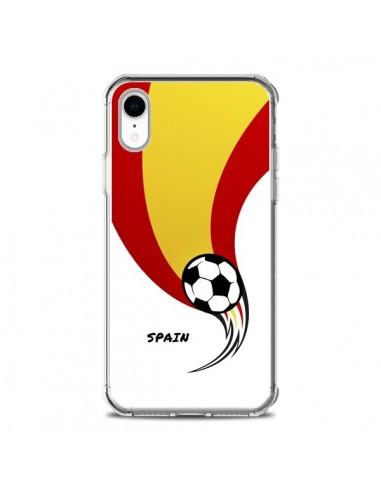 Coque iPhone XR Equipe Espagne Spain...