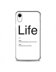 Coque iPhone XR Life - Mary Nesrala
